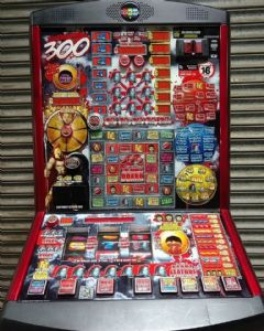 The Immortal 300 - £100 Jackpot Pub Fruit Machine